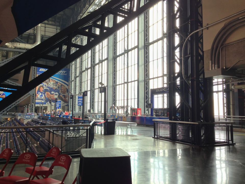 Lucas Oil Stadium Newballpark Org