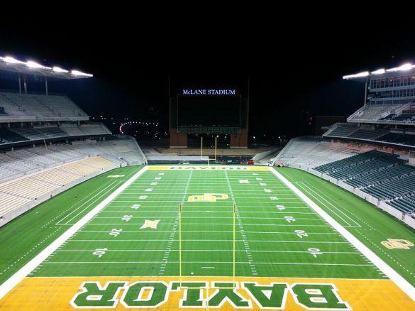 McLane Stadium facing Brazos River (image from Wikipedia)