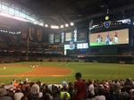 Chase Field - Roof closed