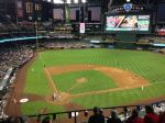 Chase Field - Open windows