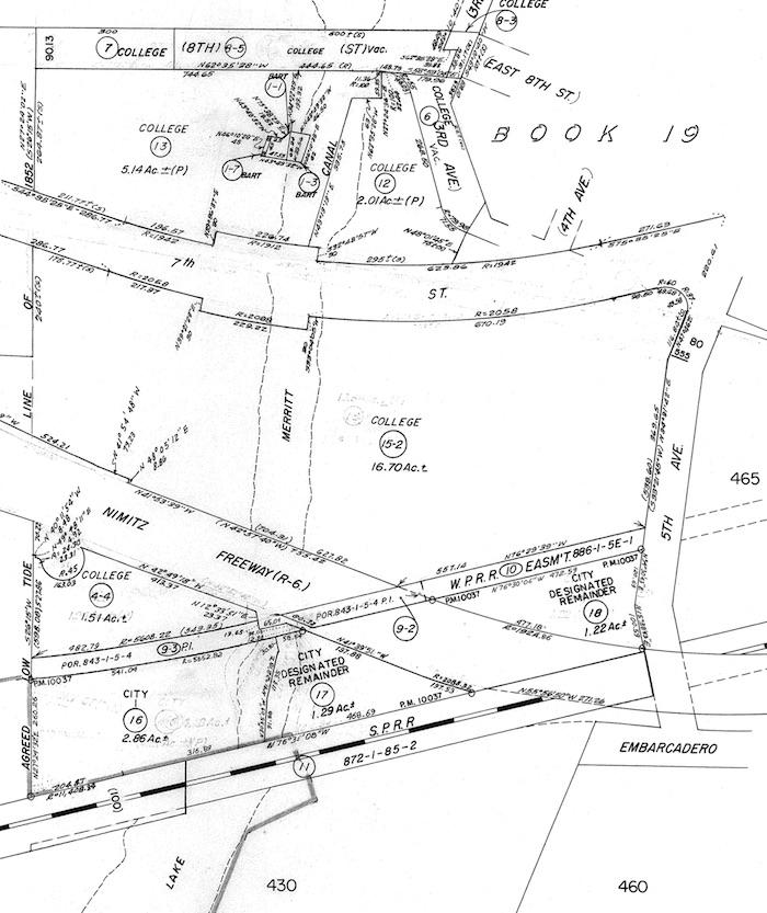 Laney_parking_parcel_map
